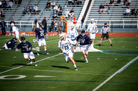 Villanova vs Yale Mens Lax Feb 18